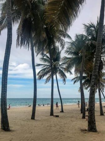 Praia em San Juan: dica de o que fazer em Porto Rico