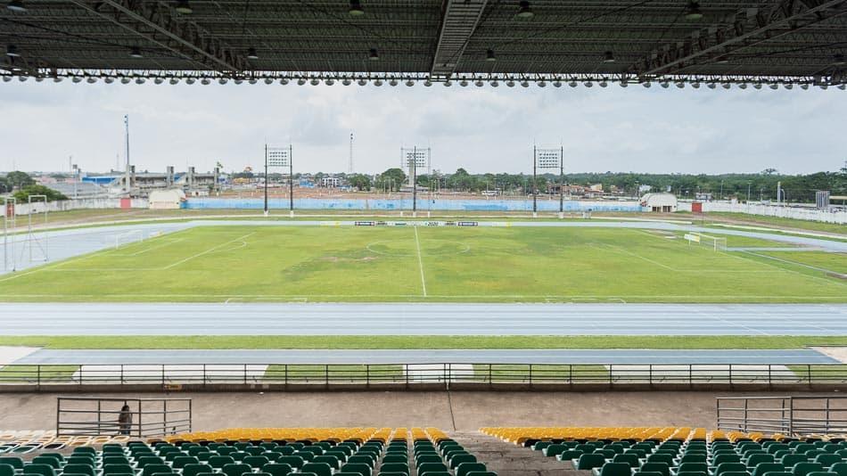 Estádio Zerão em Macapá