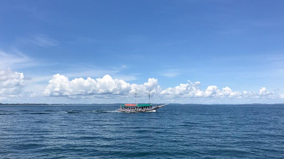 Ilha dos Frades: paraíso na baía de Todos-os-Santos