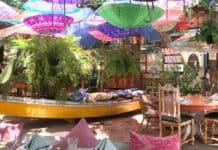Restaurante da Preta na Ilha dos Frades, Salvador