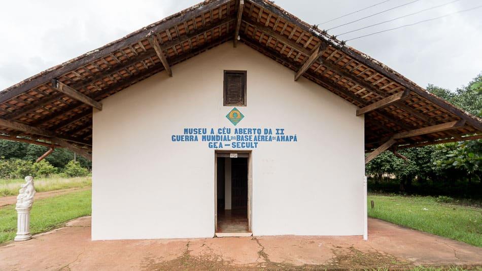 Museu a Céu Aberto na Base Aérea do Amapá
