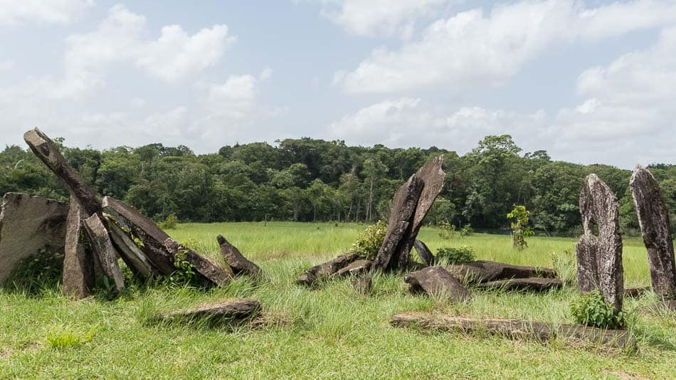 O Stonehenge do Amapá