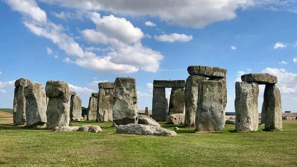Stonehenge, na Inglaterra