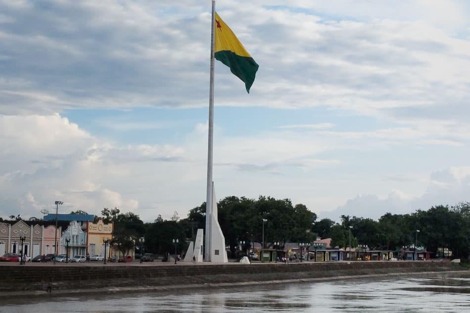 Dicas de onde ficar em Rio Branco: Calçadão da Gameleira