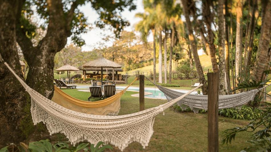 Hotel fazenda perto de SP: Águas Claras