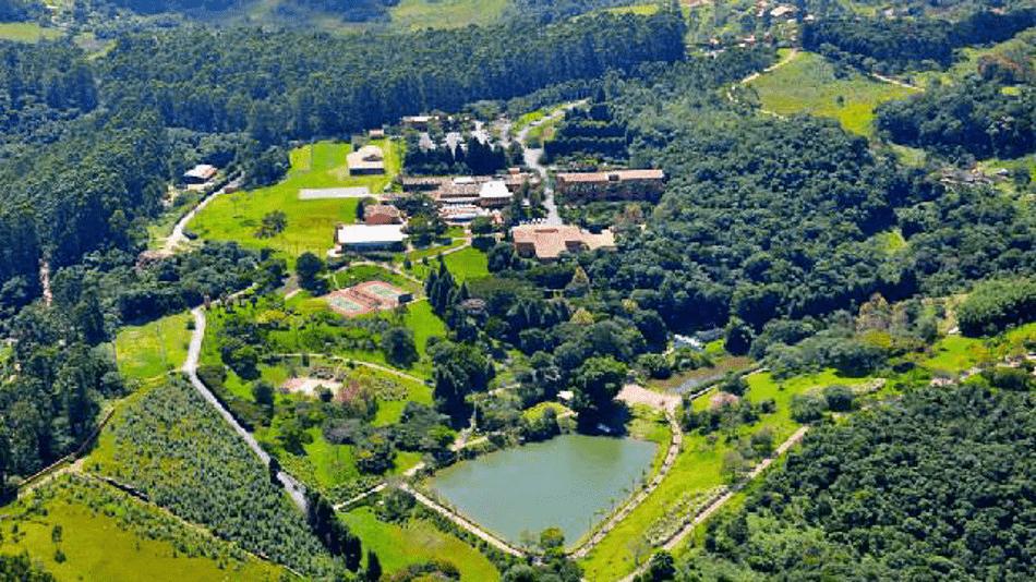 Dica de hotel fazenda em SP: Hotel Vila Rossa