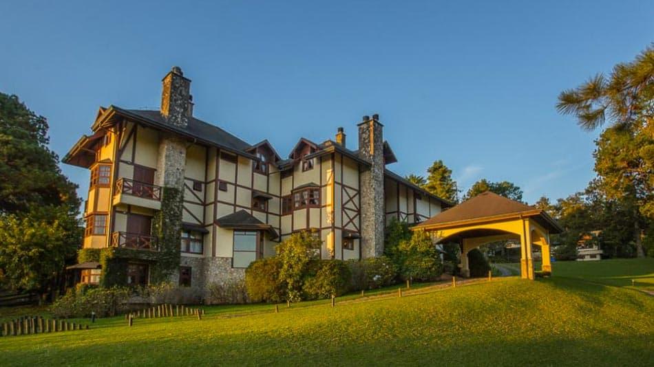 Esquilo Hotel em Monte Verde (MG)