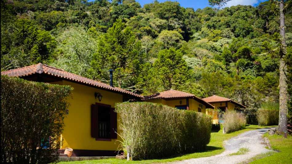 Onde ficar em Gonçalves: Pousada Lua de Pedra