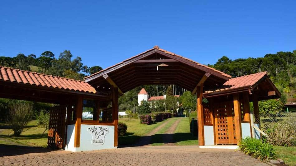Pousada Vida Verde: dica de onde ficar em Gonçalves MG