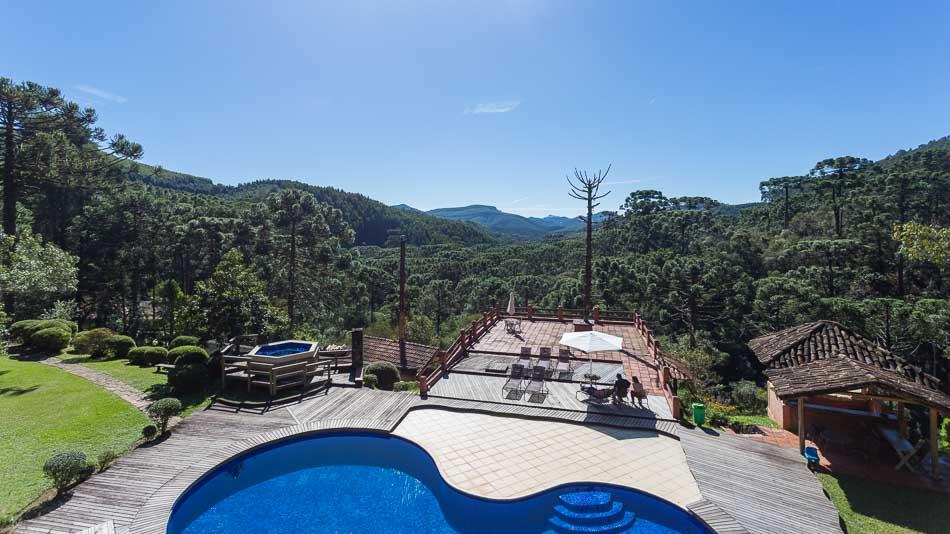 Hotel Fazenda Itapuá em Monte Verde