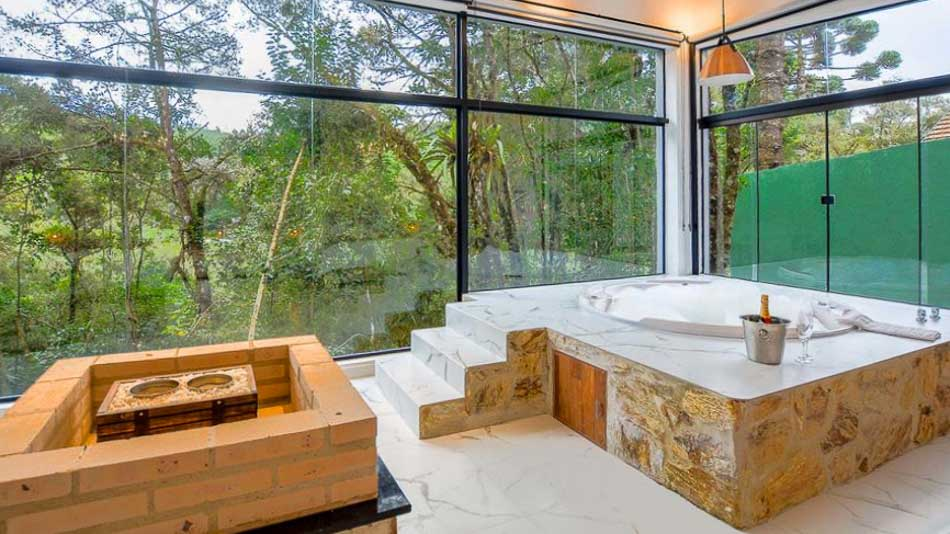 Resort Magnífico em Monte Verde (MG)