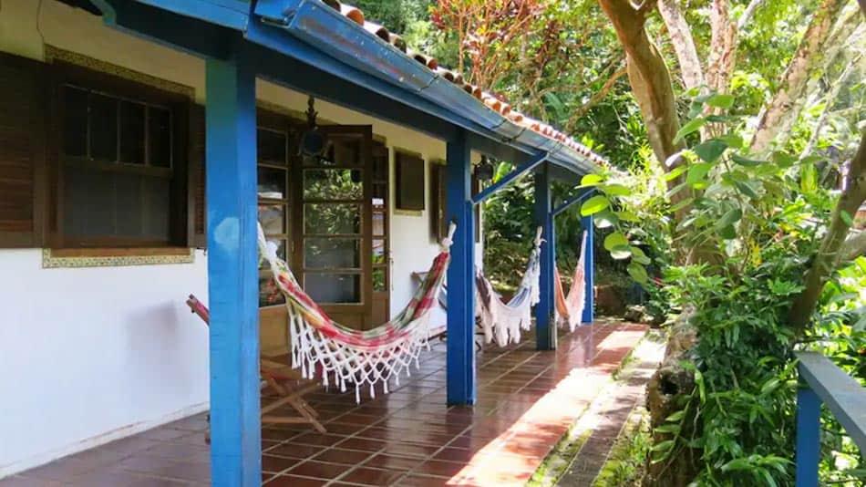 Casa para alugar em Picinguaba, litoral norte de SP
