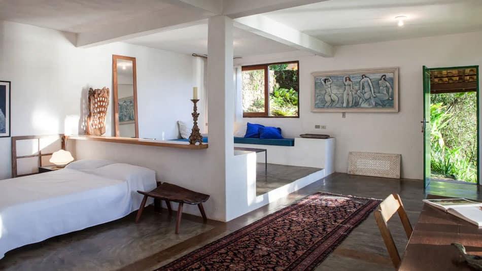 Casa para alugar no Airbnb em Picinguaba, litoral norte de SP