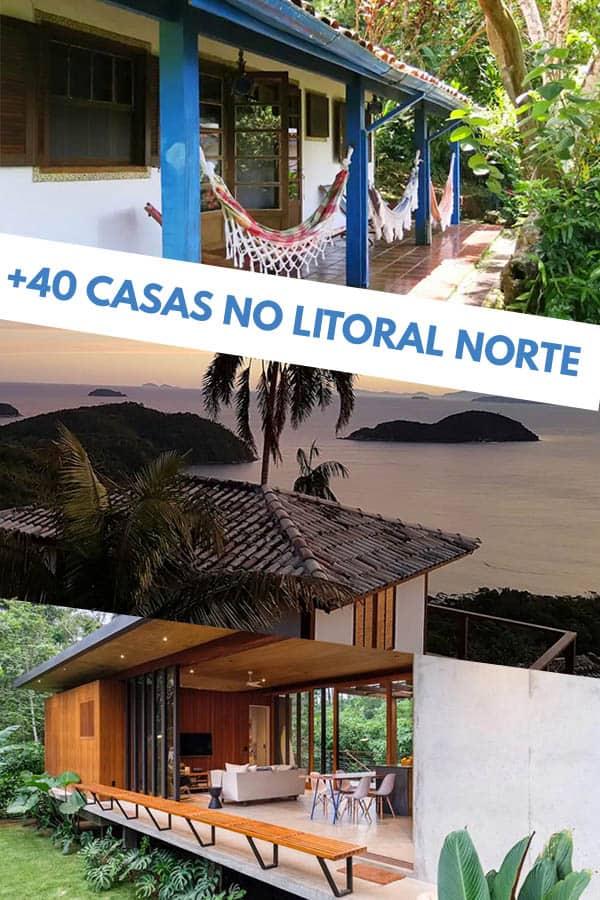 Confira essa lista com 47 casas para alugar no Airbnb no litoral norte de SP. Saiba quais são as melhores praias e ganhe até R$300 de desconto para alugar!