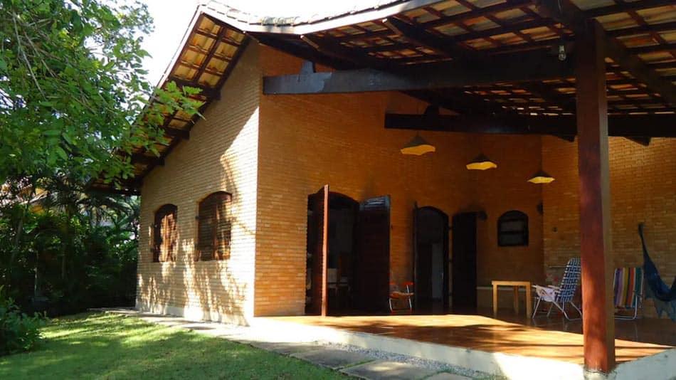Casa para alugar em Prumirim, litoral norte de SP