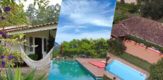 Dicas de Airbnb perto de SP: 21 casas incríveis!