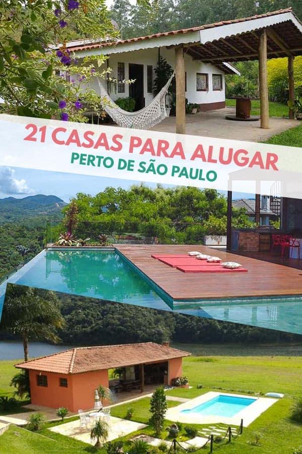 Confira essas dicas de casas para alugar no Airbnb perto de SP