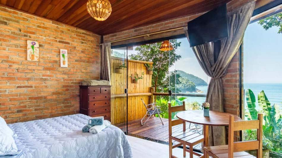 Casa para alugar no Airbnb em Ubatuba (Tenório)