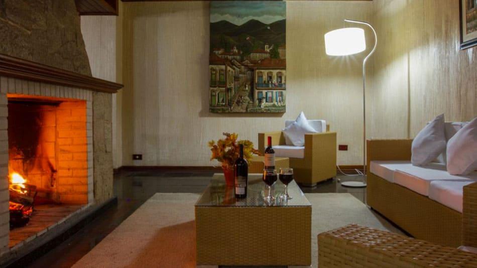 Dica de onde ficar em Campos do Jordão: Hotel Leão da Montanha