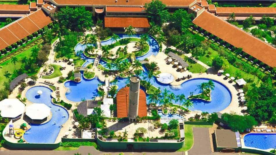 Os melhores resorts em SP: Blue Tree