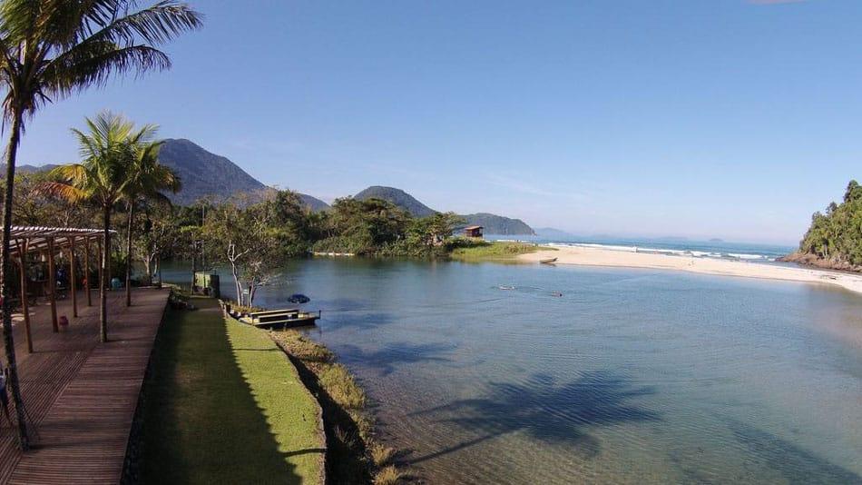 Dicas de resort em SP: Itamambuca Ecoresort