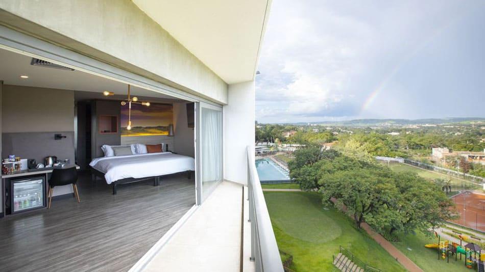Dicas de resort em SP: Novotel Itu