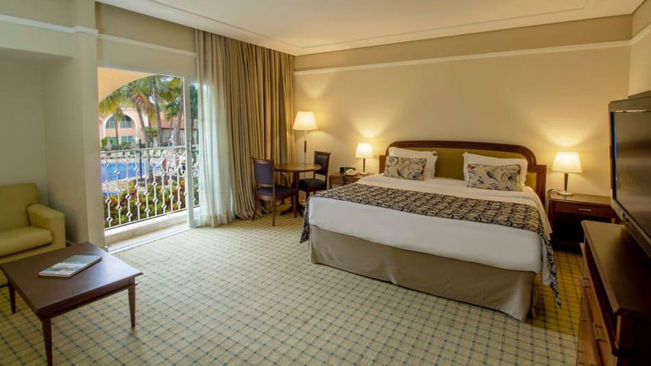 Os melhores resorts em SP: Royal Palm