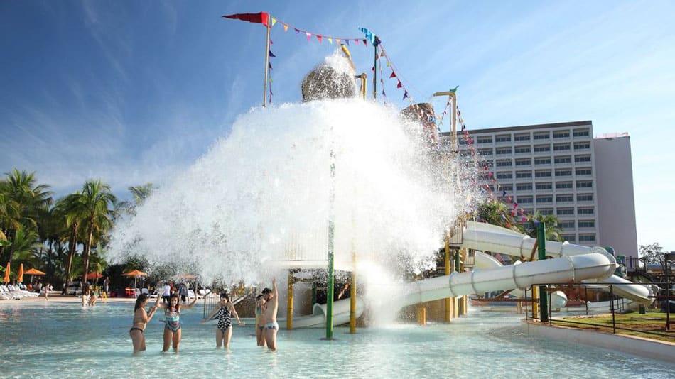 Resort em SP: Thermas Park