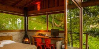Chalé para alugar no Airbnb em Campos do Jordão