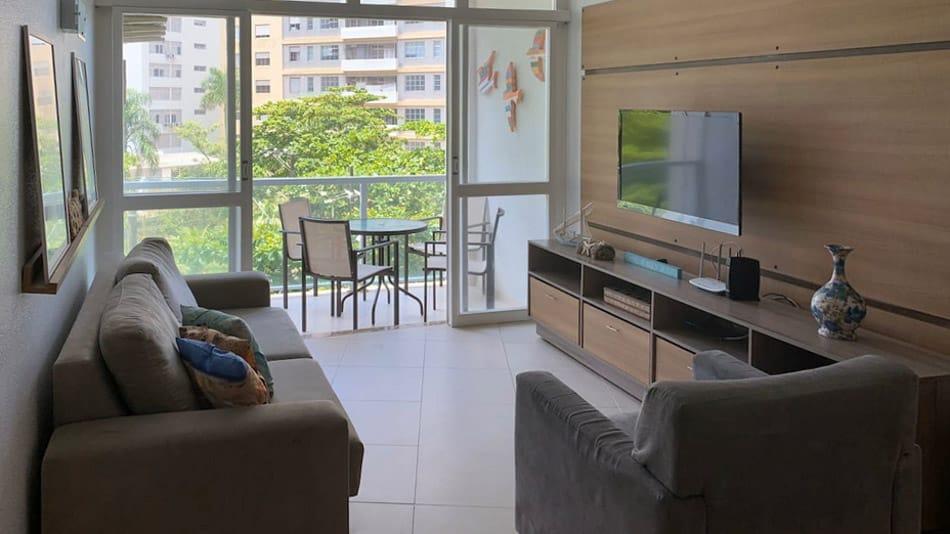 Airbnb no Guarujá: apartamento nas melhores praias