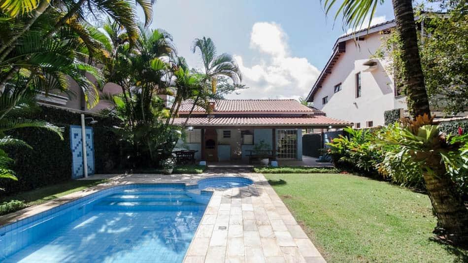 Airbnb no Guarujá: casa para alugar na praia de Pernambuco
