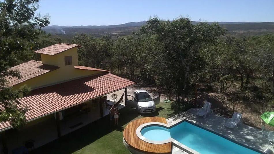 Casa para alugar no Airbnb em Pirenópolis