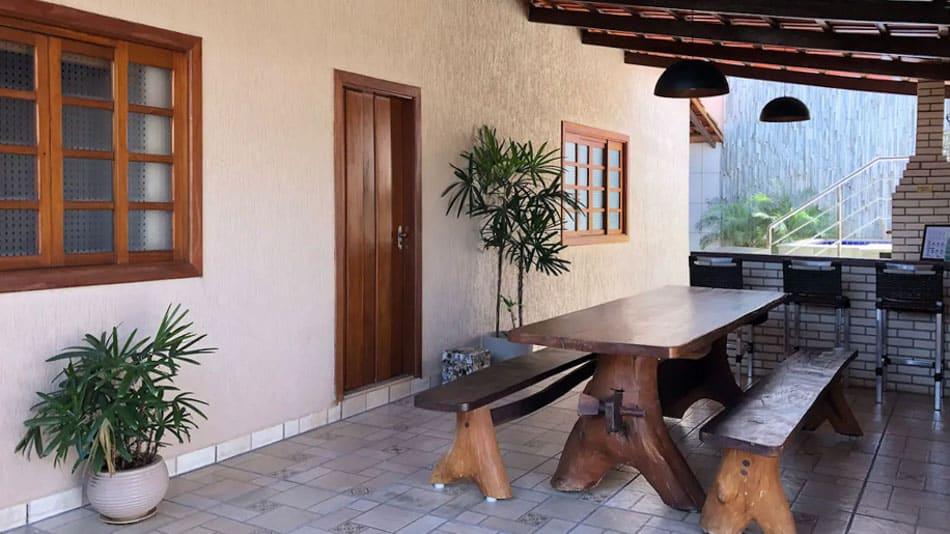Casa para alugar no centro de Pirenópolis