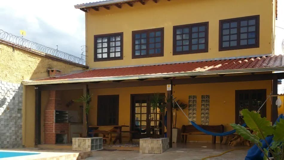Dica de casas para alugar no Airbnb em Pirenópolis