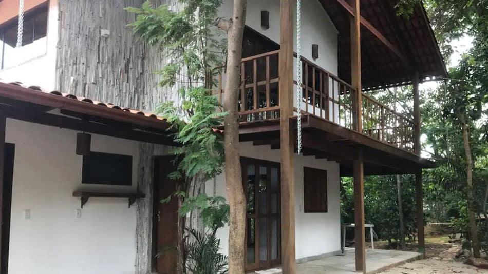 Chalé para alugar no Airbnb em Pirenópolis