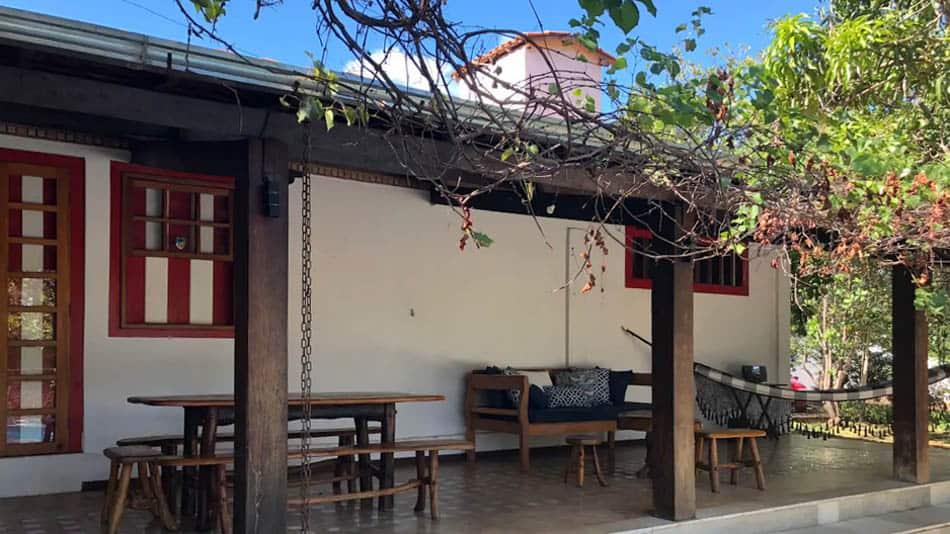 Casa tradicional para alugar no Airbnb em Pirenópolis