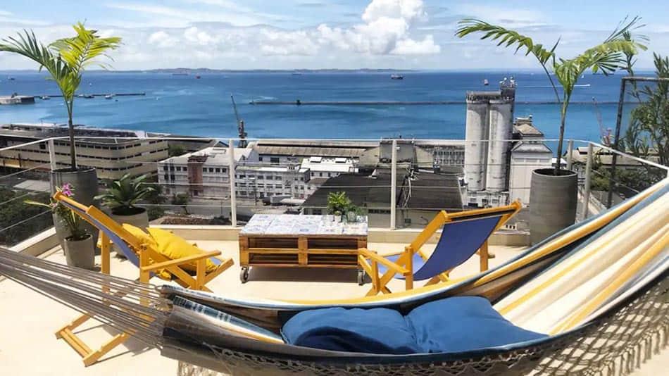 Dica de apartamento para alugar no Airbnb em Salvador