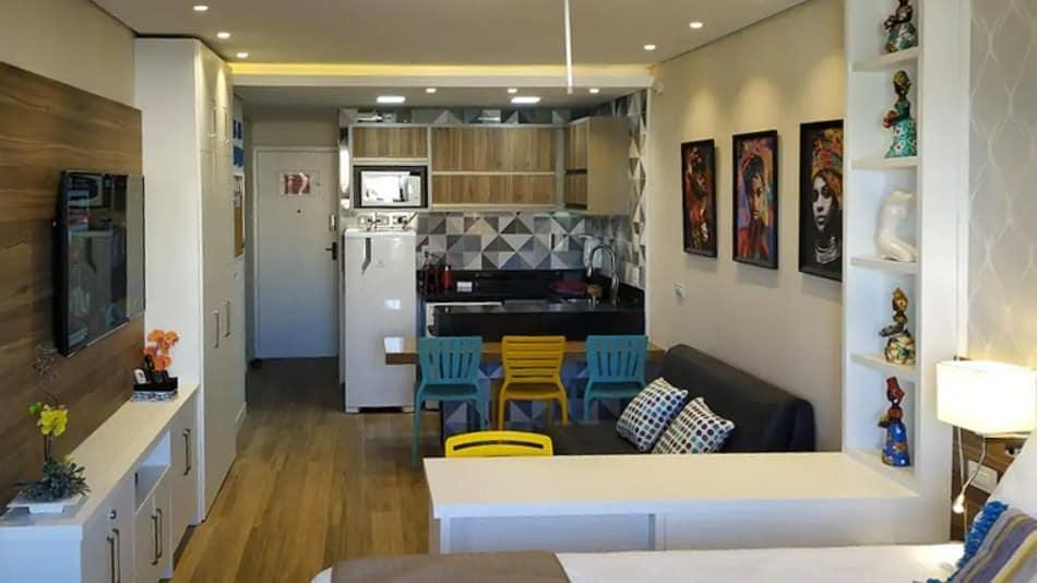 Flar para alugar no Airbnb em Salvador, na Barra