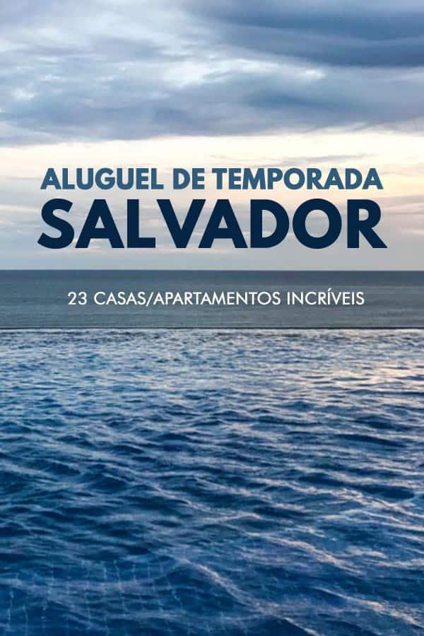 As melhores casas/apartamentos para alugar no Airbnb em Salvador