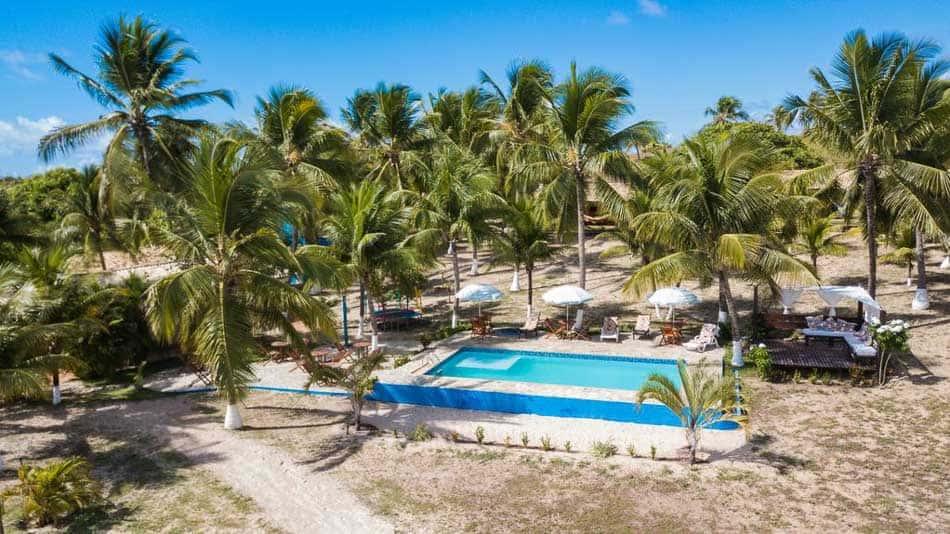 As melhores pousadas na Linha Verde, litoral norte da Bahia