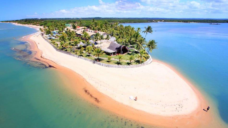 Os melhores resorts da Bahia: Arraial d'Ajuda Ecoresort