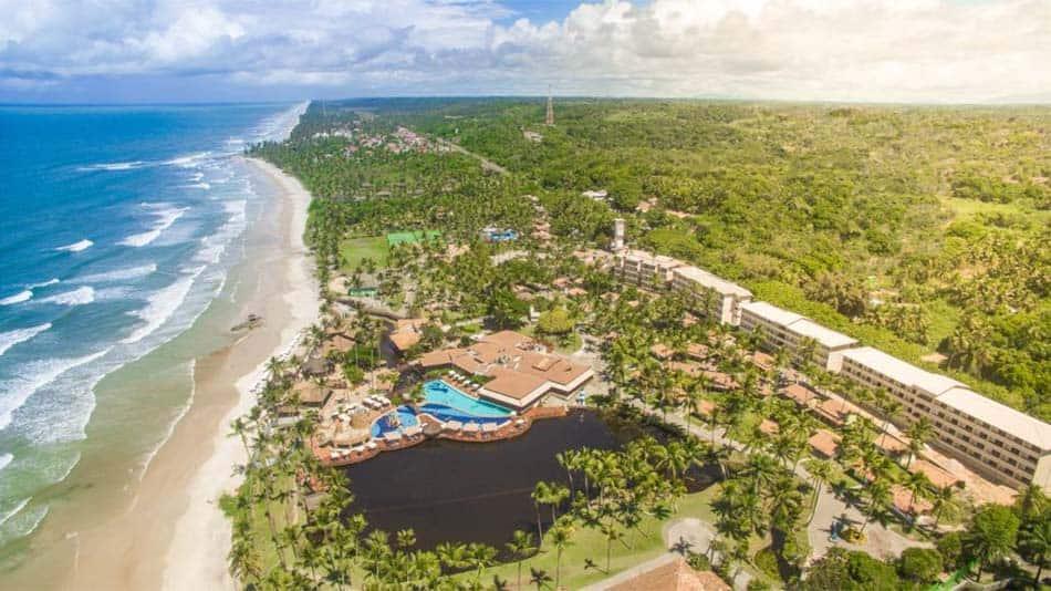 Os melhores resorts da Bahia: Cana Brava