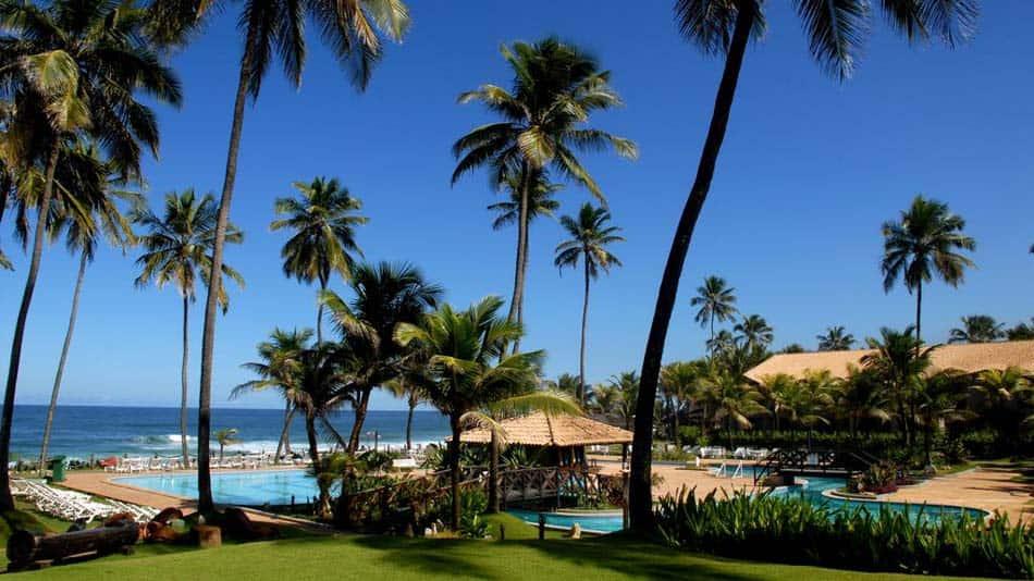 Os melhores resorts da Bahia: Catussaba