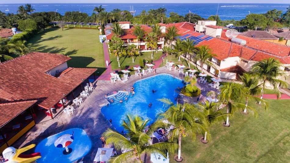 Os melhores resorts da Bahia: Coroa Vermelha
