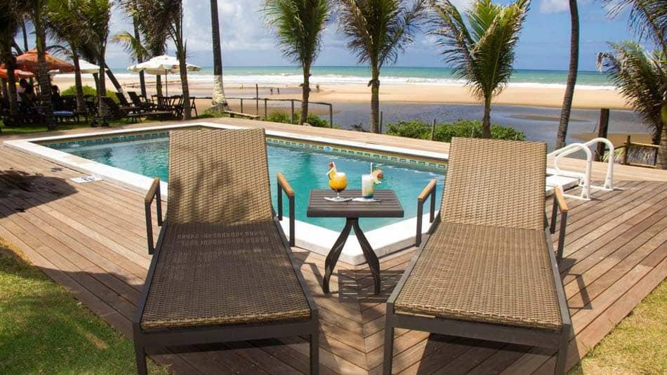 Os melhores resorts da Bahia: Costa dos Coqueiros