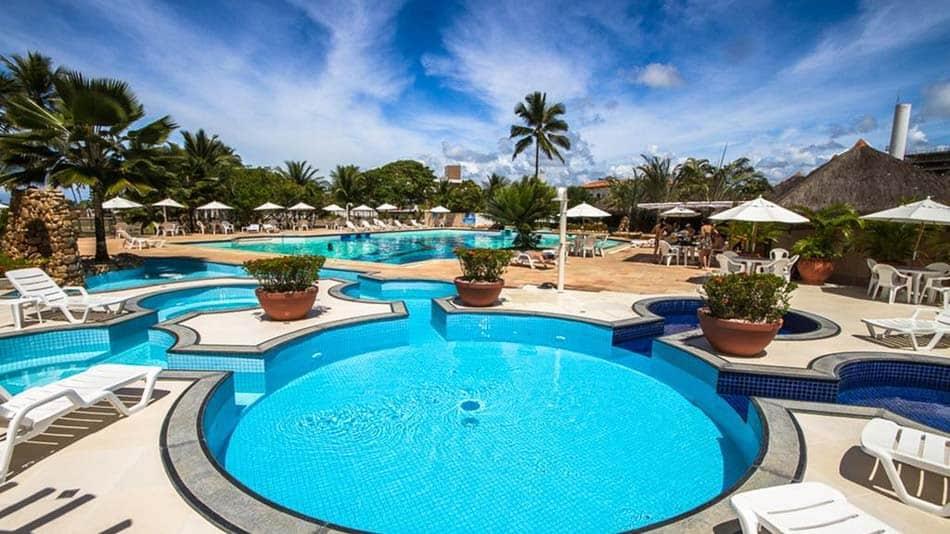 Melhores resorts na Bahia: Jardim Atlântico