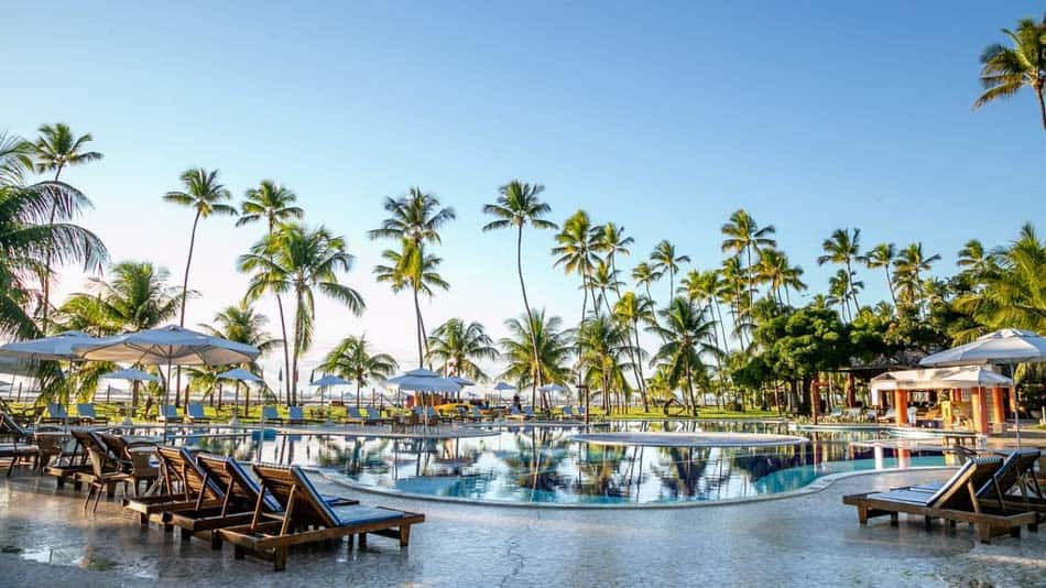 Os melhores resorts da Bahia: Patachocas