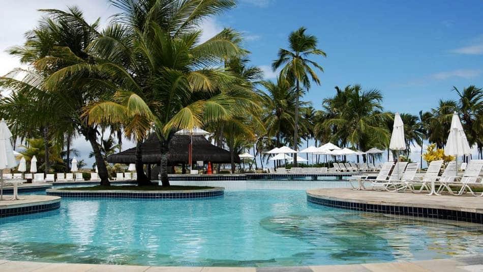 Os melhores resorts da Bahia: Costa do Sauípe