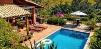 Paraíso para aluguel no Airbnb em Atibaia