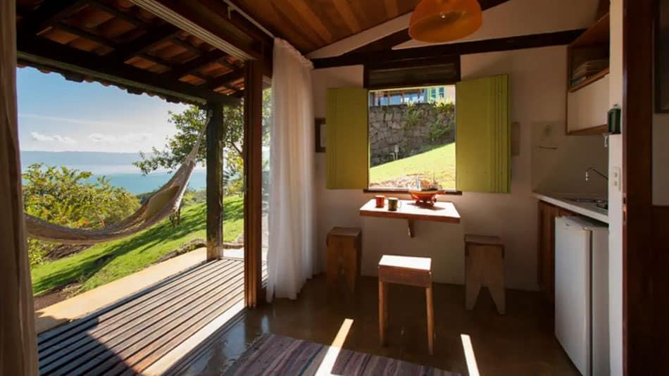 Casa para alugar no Airbnb em Ilhabela